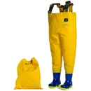 Waders PVC enfant KIDSPLAY JAUNE