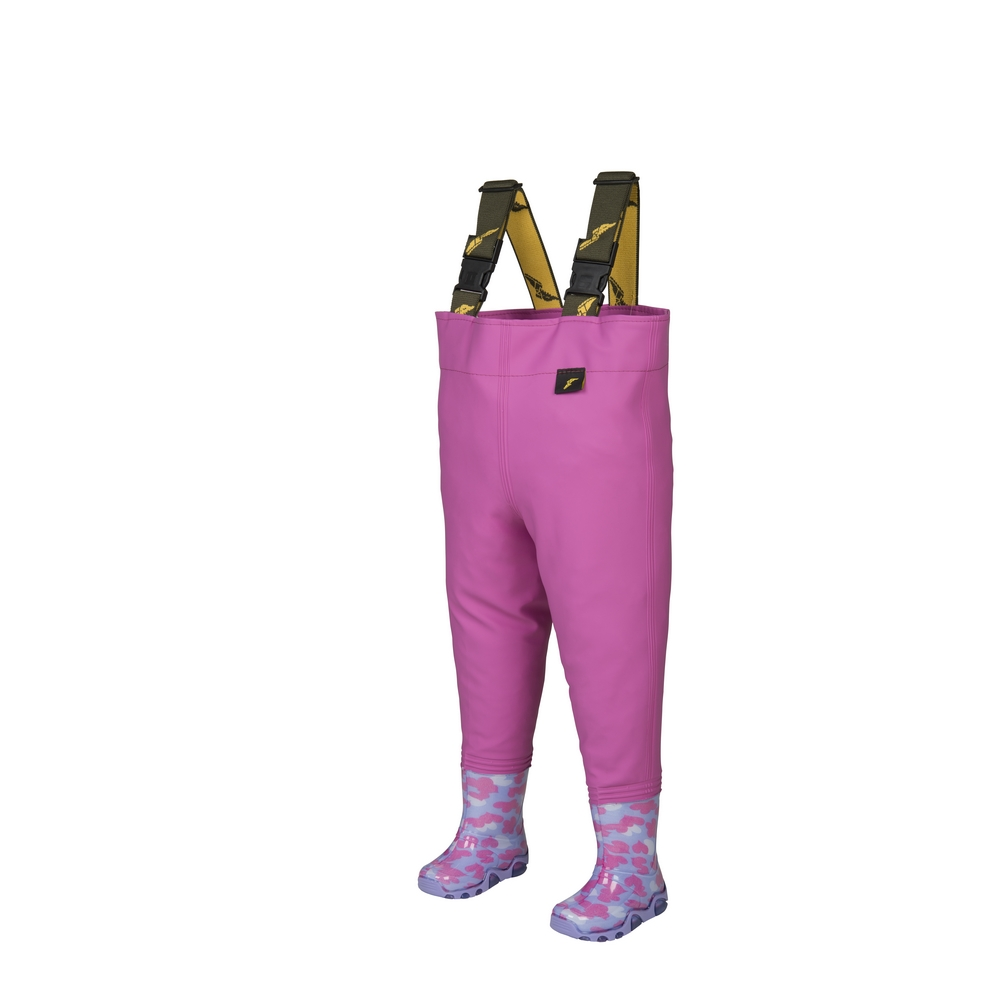 Waders PVC enfant KIDSPLAY ROSE